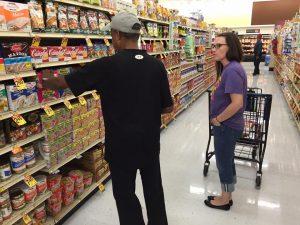 Sam Erin Grocery Shopping 4.23.16